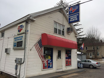 Leonards Of Connecticut Offers Auto Parts In The Stafford Springs